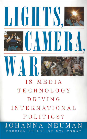 Lights, Camera, War: Is Media Technology Driving International Politics?