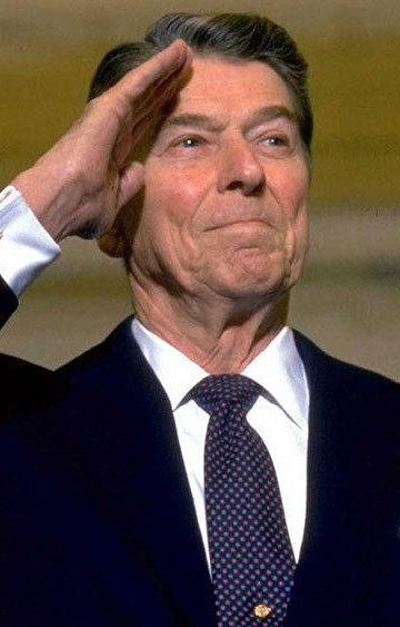 Former President Reagan Dies at 93