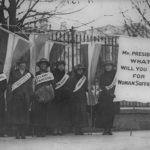Who Were Those Gilded Suffragists?