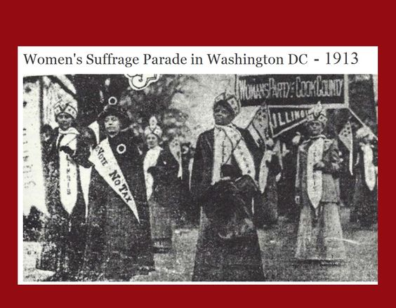Black Suffragists Who Persevered Against White Racism